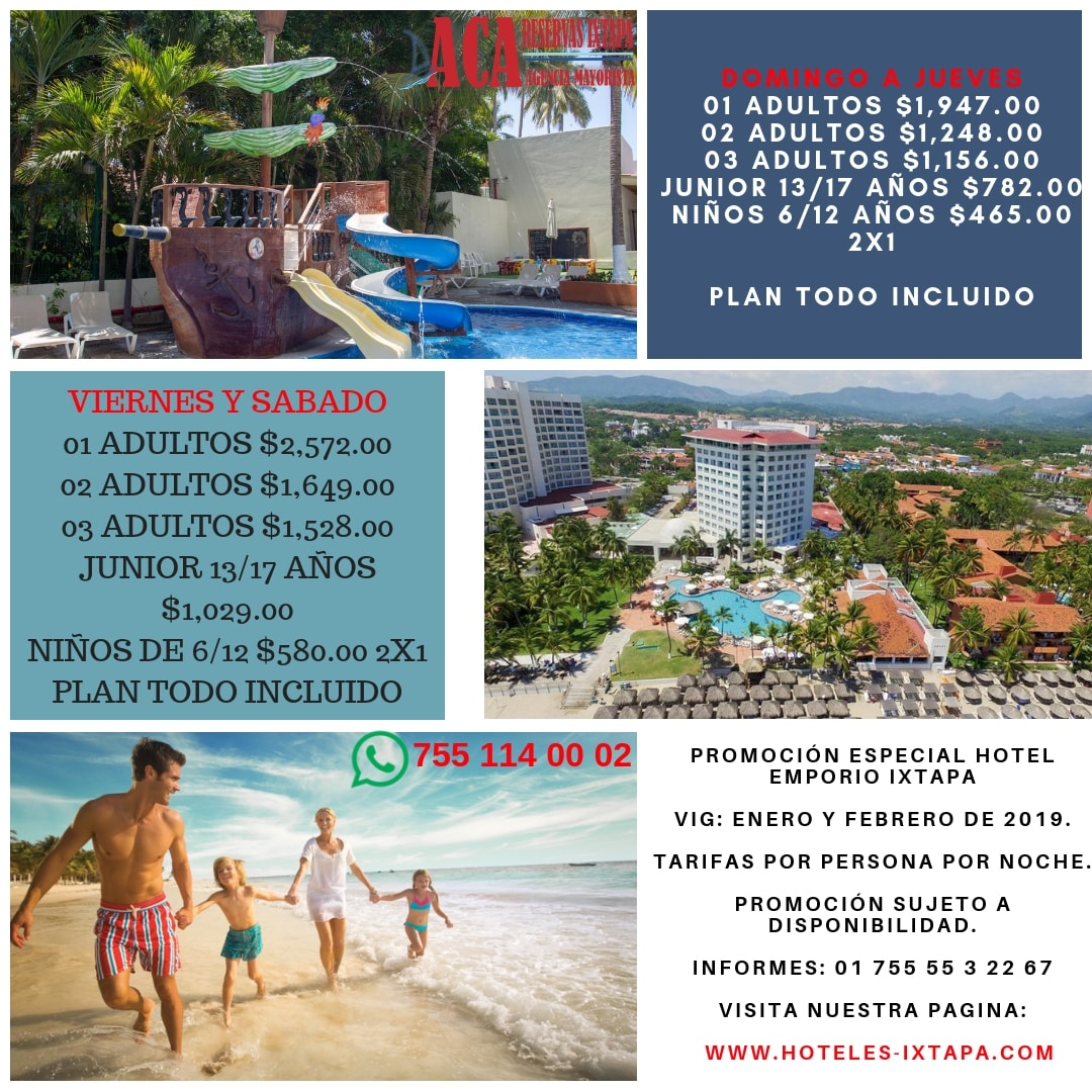 ofertas y descuentos en paquetes todo incluido en hoteles en ixtapa zihuatanejo para hoteles en la playa, promociones hoteles en la playa , agencias de viajes en ixtapa zihuatanejo,